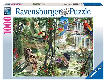 Puzzle fee 1000 pieces - stepindance