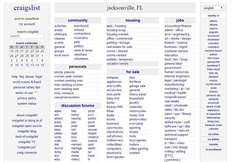 Craigslist shuts down personals sections in U