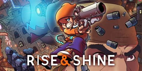 Rise and Shine   Nintendo Switch download software   Games