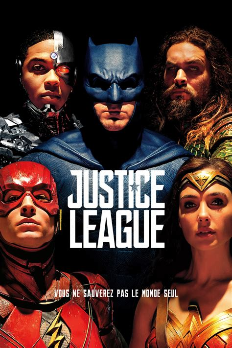 Justice League (2017) Streaming Complet VF