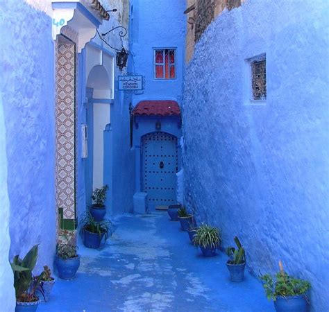 Chefchaouen – Blue Village, Morocco   Most Beautiful