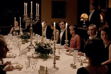 How To Throw A Historically Accurate Downton Abbey Dinner