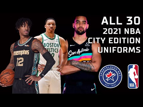 Maillot Swingman Los Angeles Clippers City Edition