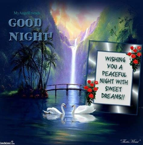 Good Night Pictures, Photos, and Images for Facebook