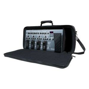 Boss ME-80 Guitar Multiple Effects Pedal Bundle with Carry