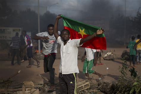 Burkina Faso coup: Solution 'temporary' as people won't