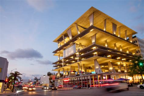 Miami has designer everything else — why not parking