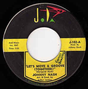 Johnny Nash - Let's Move And Groove (Together