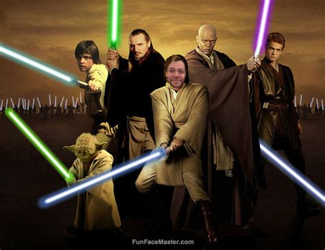 Brother Jedi Nerd - Use Star Wars Group Template- Put your