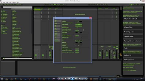 Ableton Live 9 How To Load Skins - YouTube