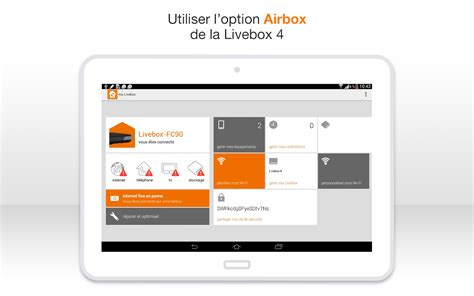 ma Livebox - Android Apps on Google Play