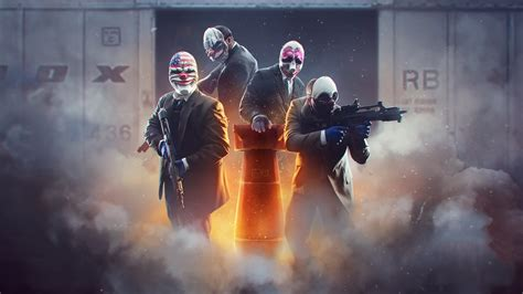 Game Competition (PAYDAY 2) - Is here again! news - Mod DB
