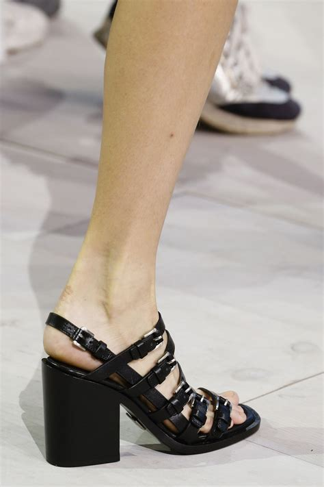 Shoes, Heels, and Sandals From Spring 2016 New York