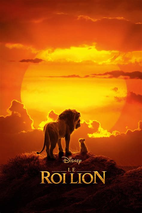 Le Roi Lion (2019) Streaming Complet VF