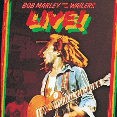 $5 MP3 Album Deal: Bob Marley And The Wailers 'Live'