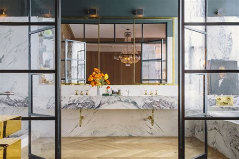 Jenna Lyons' eclectic and glamorous apartment in Manhattan