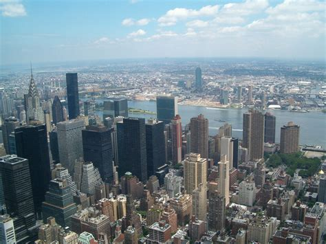 [New York] The Empire State Building – Globe-T