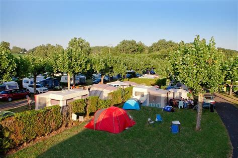 Emplacements camping Standard au Pays basque