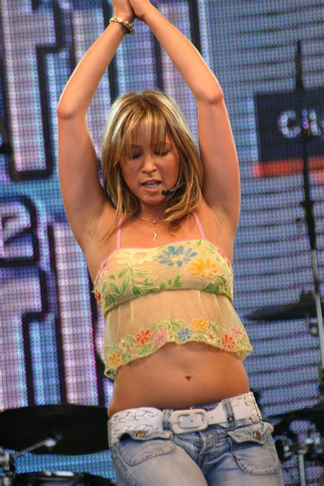 Live on Stage: Rachel Stevens - Bradford Party In The Park