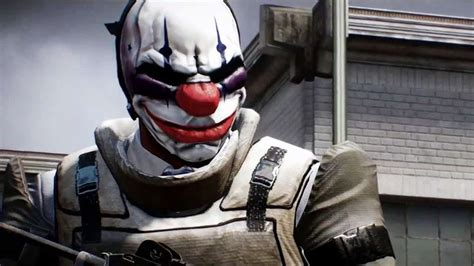 Payday 2 PS4 Update Patch Notes Confirmed - PlayStation