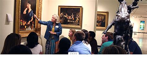 Tours and group tours of the Memorial Art Gallery