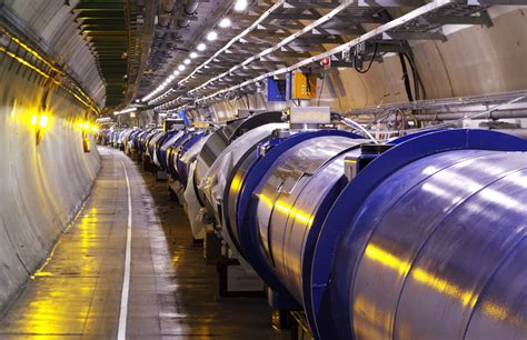 Large Hadron Collider nearly ready - Photos - The Big
