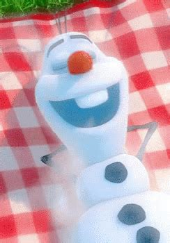 Relaxed Olaf GIF - Relaxed Olaf Relax - Discover & Share GIFs
